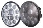 7'' LED High/Low Beam Headlamp with Position Lamp, NS-2241